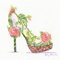 Garden Shoe by Kathy Nesseth