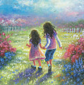 Garden Sisters by Vickie Wade