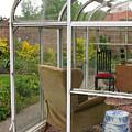 Garden Sitting Room by Ann Horn