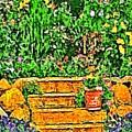 Garden Sketches 1 by B W Tyler