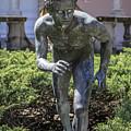 Garden Statue Ringling Museum  by Edward Fielding