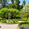 Garden Walk by Regina Geoghan