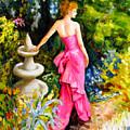Garden1 by Shaina  Lee