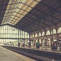 Gare Du Nord by Patricia Hofmeester