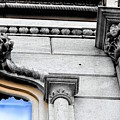 Gargoyles In Residence by WHBPhotography Wallace Breedlove
