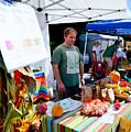 Garlic Festival Vendors by Jeelan Clark