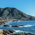 Garrapata State Park 1 by David A Litman