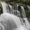Garwin Falls Upper Cascade by John Burk