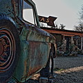 Gas And Truck by Daniel Koglin