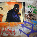 Gas Mask by Bryan Hochman