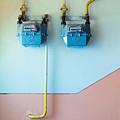 Gas Meters by Gabriela Insuratelu