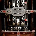 Gas Pump Meter by Murray Bloom