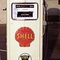 Gas Pump by Michael Peychich