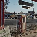 Gas Station by Daniel Koglin