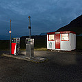 Gas Station In The Countryside, South by Panoramic Images