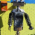 Gas Station Robot by Zac AlleyWalker Lowing