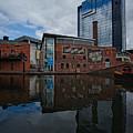 Gas Street Basin Birmingham by MSVRVisual Rawshutterbug