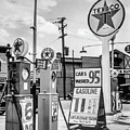 Gasoline 11 Cents Car Wash 95 Cents  by Gene Parks