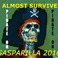 Gasparilla 2016 T Shirt by David Lee Thompson