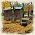 Gastons Mill 2 by John M Bailey