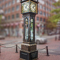 Gastown Steam Clock by Art Spectrum