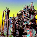 Gasworks Park 1 by Tim Allen