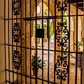 Gate - Alcazar Of Seville - Seville Spain by Jon Berghoff