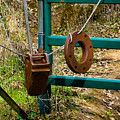 Gate Anchors by Karen  W Meyer