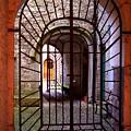 Gated Passage by Tim Nyberg