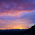 Gates Pass Sunset by Michael Beech