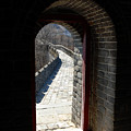 Gateway To Great Wall by Glenn Abell