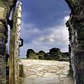 Gateway To The Castle  by Vicki Lea Eggen