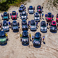 Gathering Of The R60s by Mike Bober - Northshire Photo
