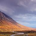Gathering Storm Glencoe by John McKinlay