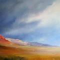 Gathering Thunderstorm by Petra Ackermann