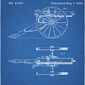 Gatling Gun Patent by Dan Sproul