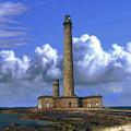 Gatteville Lighthouse by Anthony Dezenzio