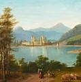 Gaudenz Von Rustige by Heinrich Franz