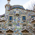 Gaudi Architecture  by Svetlana Sewell