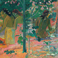 Gauguin,  Bathers, 1898 by Granger