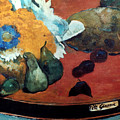 Gauguin: Fete Gloanec, 1888 by Granger