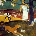 Gauguin: Pastoral, 19th C by Granger