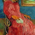Gauguin: Reverie, 1891 by Granger
