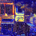 Gay Paree In Blue by Rianna Stackhouse