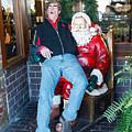 Gay Santa by John Toxey