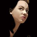 'gaze' by Jeannie Rodriguez