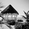 Gazebo On The Ocean by Anita Burgermeister