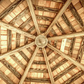 Gazebo Roof by Wade Brooks