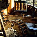 Gears In A Grist Mill by Susan Savad