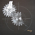 Gears No1 by Richard Le Page